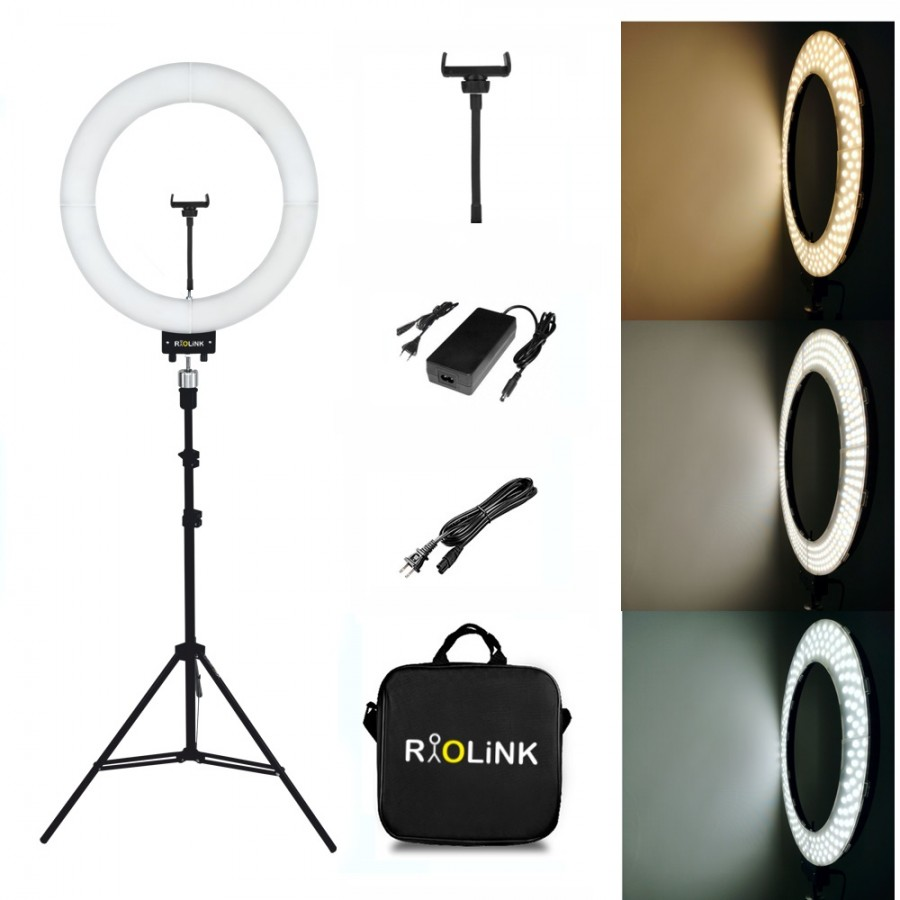 """Ring Light M1 18"""" 50 watt"""
