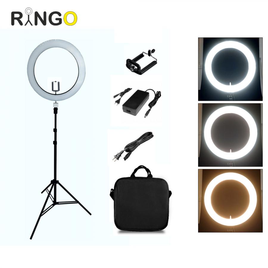 """Ring Light M2 18"""" 55 watt Metal Kasa"""