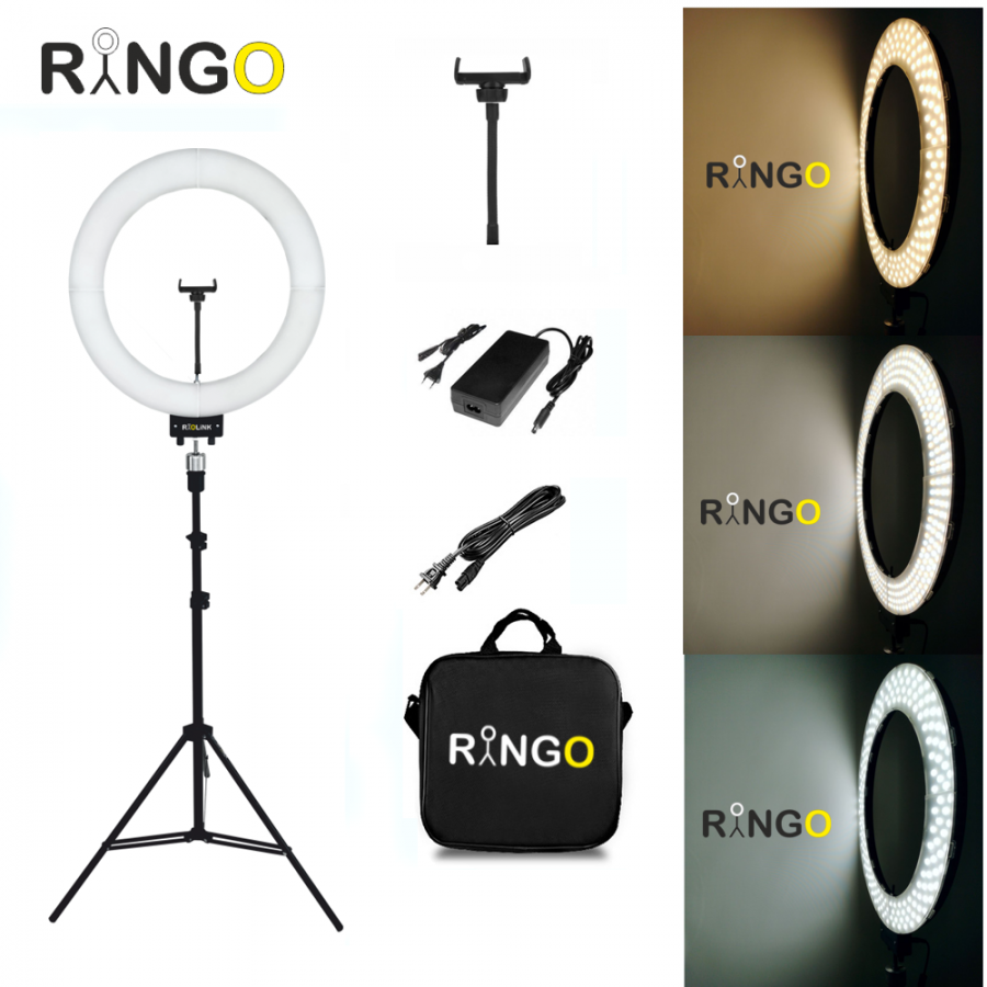 "Ring Light M3 18"" 60 watt"